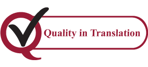 Quality in Translation Logo - Small